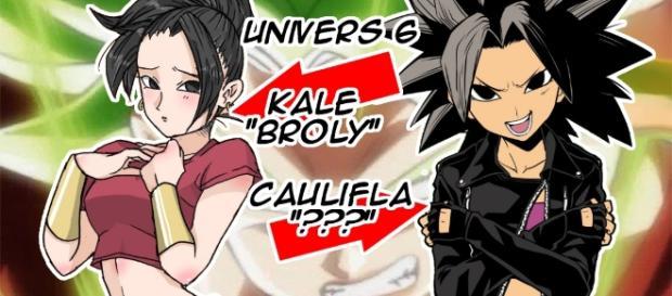 """3 Saiyans pour l'univers 6 ! Cabbe, Caulifla... et Kale, la """"Broly"""" Berserker !"""