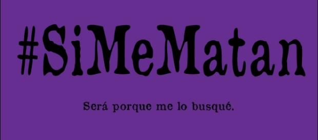 El hashtag #SiMeMatan fue creado por usuarios de Twitter para visibilizar la revictimización de Lesby