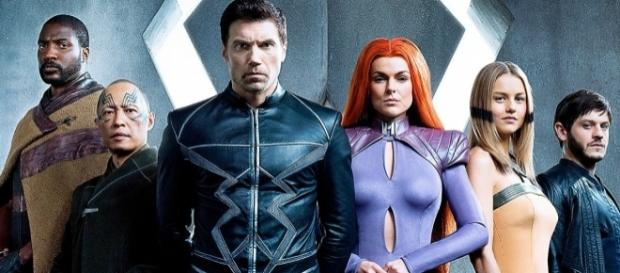 First Look At Marvel's Inhumans - Cosmic Book News - cosmicbooknews.com