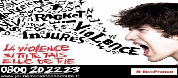 La violence chez les jeunes français est un vrai fléau !