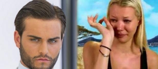 Montaine Mounet et Nikola Lozina en couple ?