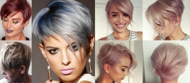 Victoria beckham nuovo taglio di capelli