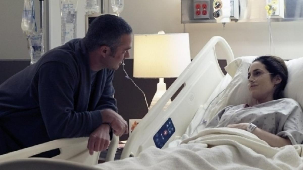 Kelly Severide Grieves On Chicago Fire After His Girlfriend S Death