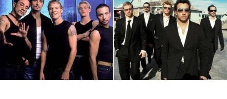 "A ""Boy Band"" febre nos anos 90, ""Backstreet Boys"""