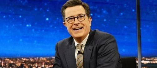 """A still from """"The Late Show with Stephen Colbert"""" / BN Photo Library"""