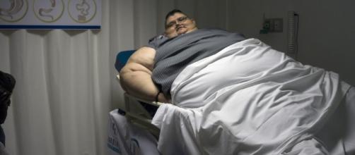 Com cirurgia, homem pretende a começar a caminhar novamente