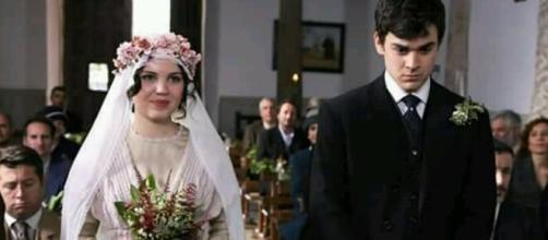 Il Segreto, anticipazioni spagnole: il matrimonio tra Matias e Marcela.