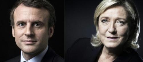 In Francia la sfida è tra Macron e Le Pen - La Stampa - lastampa.it