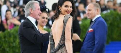 Kendall Jenner Was Nearly Nude At The 2017 Met Gala ... - inquisitr.com