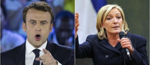 Macron-Le Pen, scontro in tv: colpi bassi, insulti e sfottò «Non ... - ilgazzettino.it