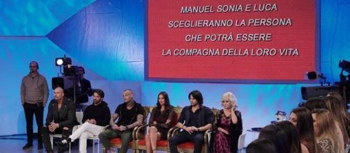 Manuel Vallicella e Luca Onestini, sale la tensione: la reazione ... - chedonna.it