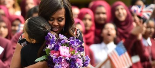 Michelle Obama Responds to Let Girls Learn News - Michelle Obama ... - harpersbazaar.com