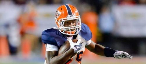NFL Draft rumors: UTEP RB Aaron Jones draws interest from Texans ... - sportingnews.com