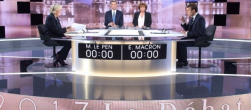 Présidentielle 2017 : le débat de l'entre-deux-tours réunit 16,5 ... - rtl.fr