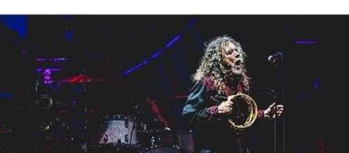 Robert Plant, ex vocalist dei Led Zeppelin