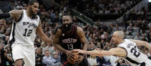 Rockets' 22 3-pointers dismantle Spurs in Game 1 | Sports, News ... - philstar.com