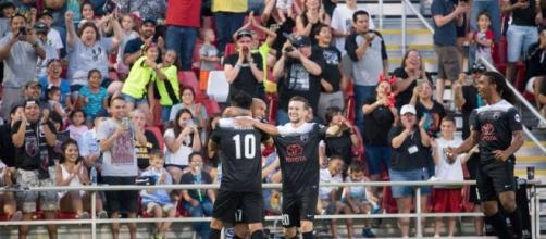 San Antonio FC gets offensive, breaks skid - San Antonio Express-News - mysanantonio.com