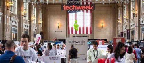 Techweek has expanded to 9 cities, from LA to Kansas City/Photo via 27global.com