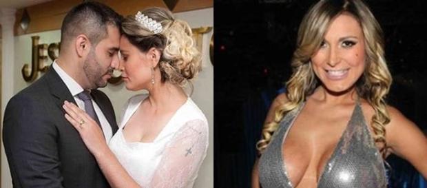 Andressa tinha 6 meses de casada