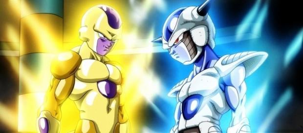 FanArt sobre Golden Freezer y Frost en el Torneo de Poder