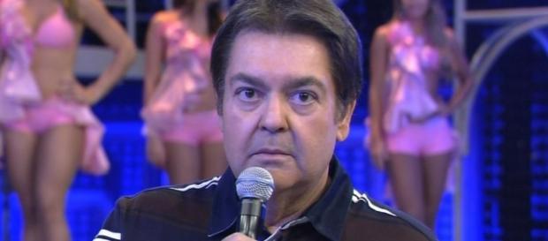 Faustão é um dos maiores apresentadores da TV brasileira
