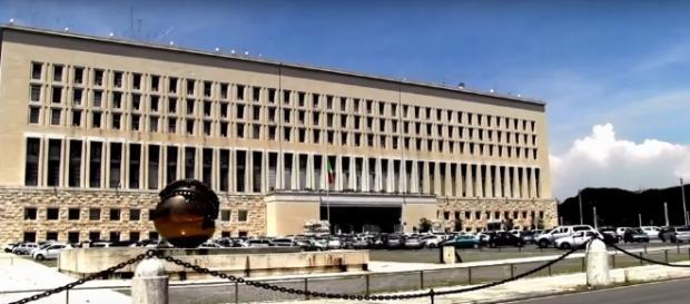 La sede del ministero degli Affari esteri