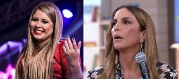 Marília estará em show dia 13 em Salvador e barrou Ivete Sangalo