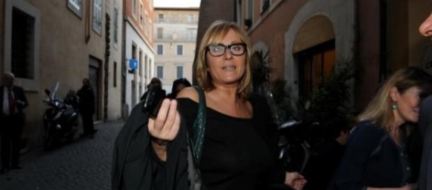 Matteo Renzi per una volta costretto a smentire la giornalista ultra renziana Maria Teresa Meli