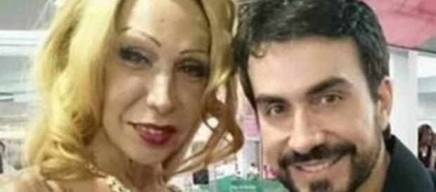 Padre Fábio de Melo e travesti - Google
