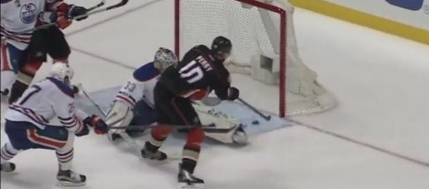 Perry'ѕ winning goal, Hot&Ice - NHL Games Highlights Youtube channel https://www.youtube.com/watch?v=BnwbGmSD3bg