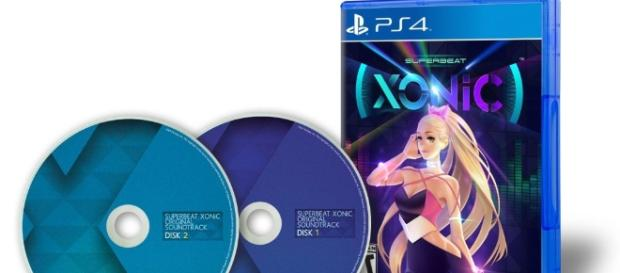 SUPERBEAT: XONiC Bursts onto PS4 and Xbox One in June | bemanistyle ♪ - bemanistyle.com