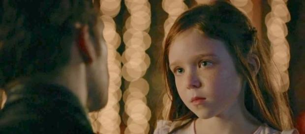 """""""The Originals"""" 4x07: Hope diz a Klaus que Marcel é um amigo (Foto: CW/Screencap)"""