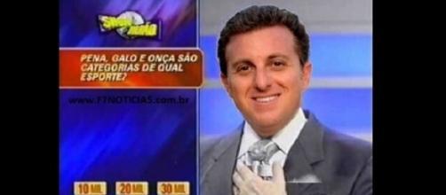 Agora tem show do milhão no caldeirão do huck. / Foto: @Poxawallace / Twitter