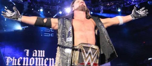 AJ Styles speaks on his WWE success, working with John Cena, the ... - sportingnews.com