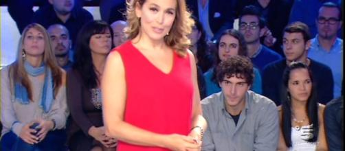 Barbara D'Urso e la bellissima sorpresa a Domenica Live
