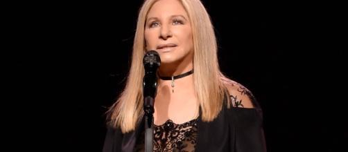 Barbra Streisand Performing at Hillary Clinton Fundraiser | Variety - variety.com