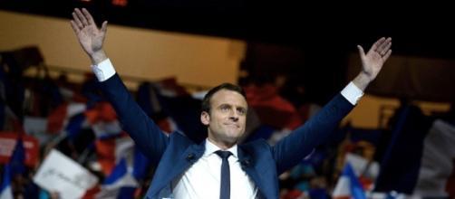 Emmanuel Macron è il 25° Presidente della Repubblica francese