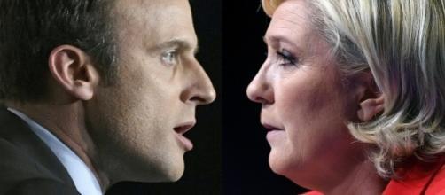 Emmanuel Macron e Marine Le Pen, resa dei conti tra i due candidati all'Eliseo