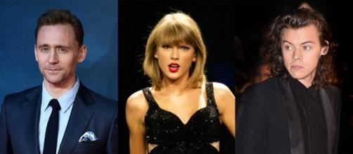 How Some of Taylor Swift's Exes Feel About Being Photographed on ... - eonline.com