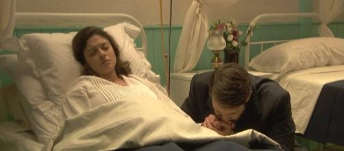 Il Segreto, anticipazioni: la gravidanza di Candela a rischio