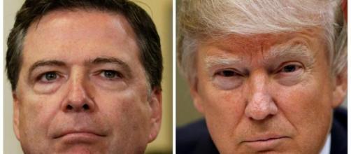 Il direttore dell'FBI è stato rimosso dall'incarico da Donald Trump.