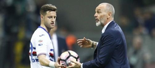 Mister Pioli, allenatore dell'Inter
