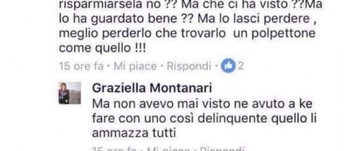 U&D: Graziella, parole choc contro Manfredi