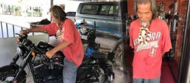 Depois de ser ignorado em loja, homem compra moto cara à vista e em dinheiro