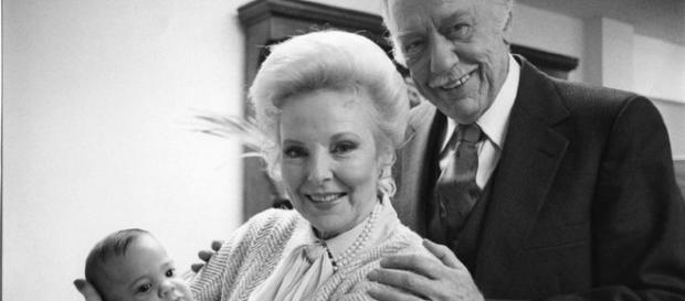 Edward and Lila Quartermaine, General Hospital. soapcentral.com