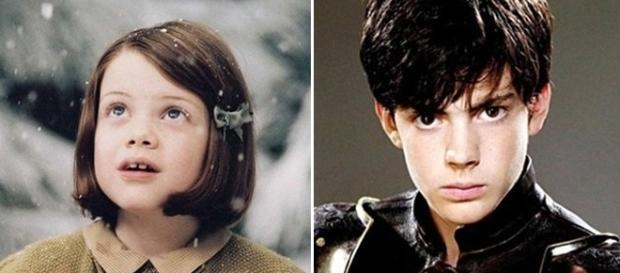 Eles cresceram e mudaram totalmente seu visual