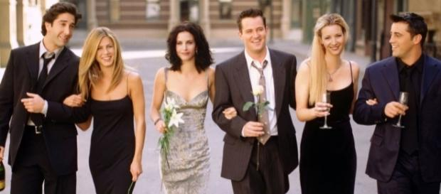 Friends fan spots one moment Rachel Green wasn't played by ... - digitalspy.com