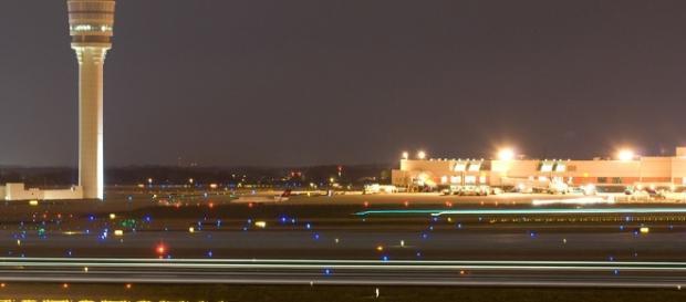 Hartsfield-Jackson, o Aeroporto Internacional de Atlanta onde ocorreram os fatos