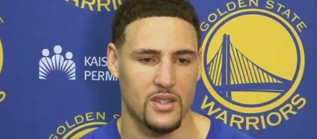 Klay Thompson comments on the backlash - flapship.com