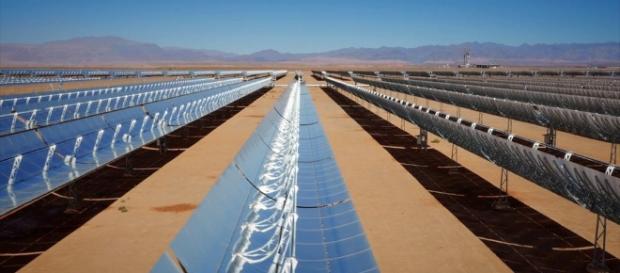 La svolta Green del Marocco: euronews nella centrale solare più ... - euronews.com